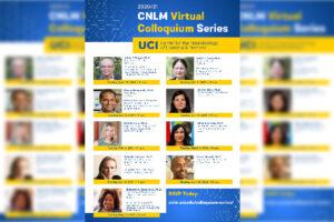 CNLM Virtual Colloquium Series 2020