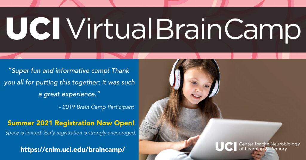 UCI Virtual Brain Camp