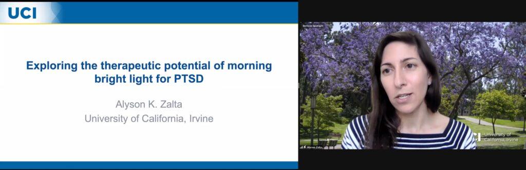 2021 Irvine Summer Institute in Neuroscience Zalta Talk