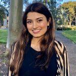 Grad Student Yasmine Sherafat